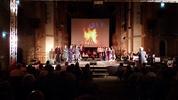 Der 2. Teil des Konzertes beginnt mit dem Prolog aus dem Musical 'Der Graf von Monte Christo', einem klassischen Choral um das 'Jüngste Gericht'. Damit widmeten wir uns mit Frank Wildhorn einem Thema, das aktueller nicht sein kann: Dem Krieg und seinen Folgen.
