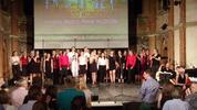 Danke an die Sängerinnen und Sänger von dimuthe, dem Zentrum der menschlichen Stimme und des Bertolt-Brecht-Gymnasiums in Dresden