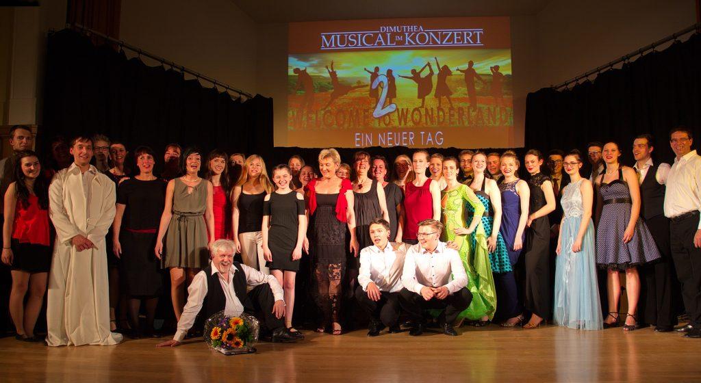 Das Ensemble vom 23.05.2017